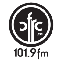 Logo of radio station CFRC 101.9fm