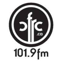 Logo de la radio CFRC 101.9fm