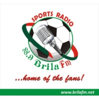 Logo de la radio Sports Radio Brila FM
