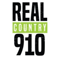 Logo of radio station CKDQ-AM Real Country 910