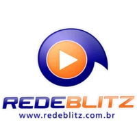 Logo of radio station Rede Blitz