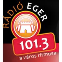 Logo of radio station Rádió Eger - Hazai zenék