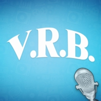 Logo of radio station Vrije Radio Belsele (V.R.B.)