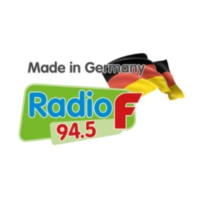Logo de la radio 94.5 | Radio F - Made in Germany
