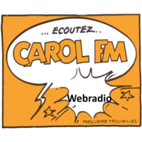 Logo of radio station Carol FM
