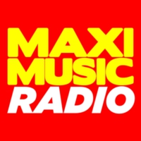 Logo of radio station Maxi Music Radio