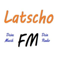 Logo of radio station Latscho FM