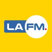Logo of radio station La FM Duitama 93.1 FM