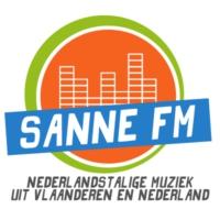 Logo of radio station Sanne FM