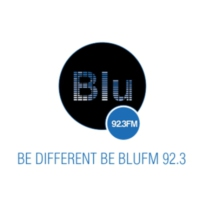 Logo of radio station XHOI Blu FM 92.3