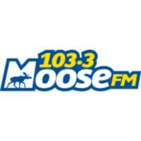 Logo of radio station CKLP-FM Moose 103.3
