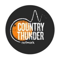 Logo of radio station Country Thunder Network