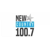 Logo de la radio CIGV-FM New Country 100.7
