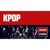 Logo de la radio delta radio - K-POP