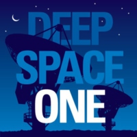 Logo of radio station SomaFM - Deep Space One