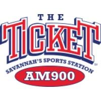 Logo of radio station WJLG AM 900 The Ticket
