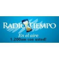 Logo de la radio Radio Tiempo 1200 am
