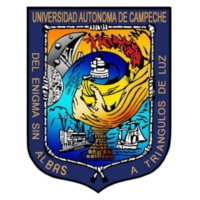 Logo of radio station XHCUA Radio Universidad de Campeche