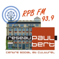 Logo of radio station RPB FM 93.9