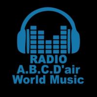 Logo of radio station A.B.C.D'air World Music