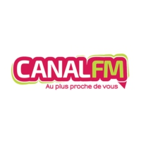 Logo of radio station Canal FM