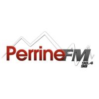 Logo of radio station Perrine FM