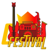 Logo of radio station FESTIVAL