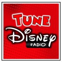 Logo de la radio Tune Disney Radio