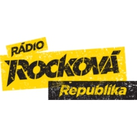 Logo of radio station Rocková Republika