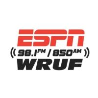 Logo de la radio ESPN 98.1 FM – 850 AM WRUF