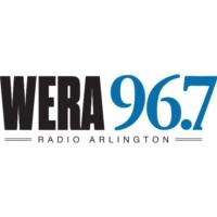 Logo of radio station WERA 96.7 FM