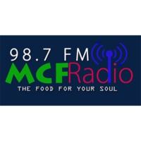 Logo de la radio MCF Radio 98.7 FM