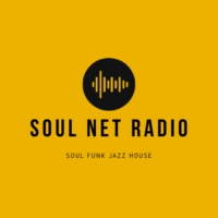 Logo of radio station Soul Net Radio