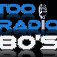 Logo of radio station TOO   RADIO 80s