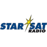 Logo of radio station STAR*SAT Radio