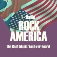 Logo de la radio 1-Radio ROCK AMERICA