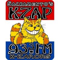 Logo de la radio Sacramento's K-ZAP