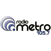 Logo de la radio Radio Metro