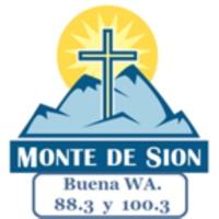 Logo of radio station Monte De Sion Radio