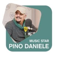 Logo of radio station Radio 105 Music Star Pino Daniele