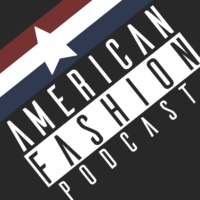 Logo of the podcast American Fashion Podcast