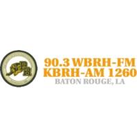Logo of radio station 90.3 WBRH