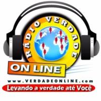 Logo of radio station Rádio Verdade Online