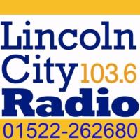 Logo of radio station Lincoln City Radio