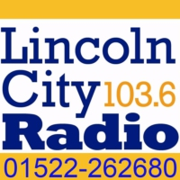 Logo de la radio Lincoln City Radio