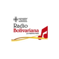 Logo of radio station Radio Bolivariana FM 92.4 MHz