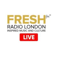Logo of radio station FreshFm radio london