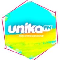 Logo of radio station UNIKA FM