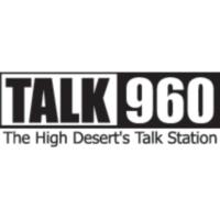 Logo of radio station KIXW Talk 960