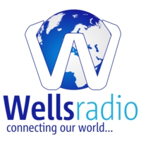 Logo de la radio Wellsradio